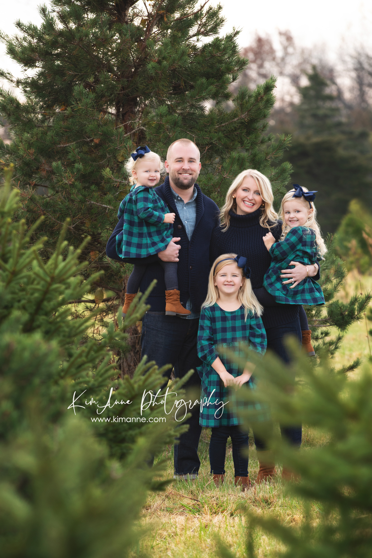 What To Wear For Family Portraits Kimanne Photography